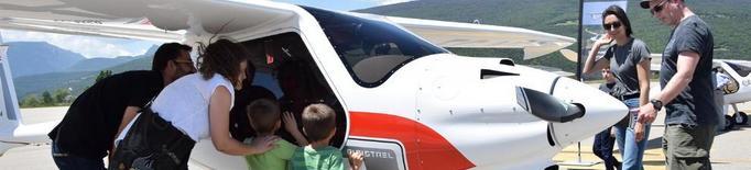 Empreses ocupen quasi 3.000 metres quadrats de l'aeroport de la Seu