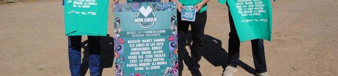 A punt el festival Mon Amour, que preveu omplir de públic la Serra