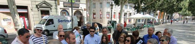 Avinguda del Segre tindrà un altre carril vora la plaça la Pau