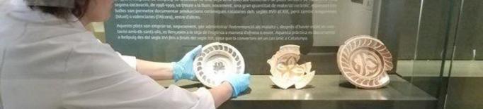 El Museu de Lleida exhibeix avui la 'nova' taula originària del monestir de Sixena