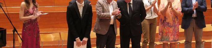 El jove rus Nikolai Kuznetsov guanya el Concurs de Piano Ricard Viñes de Lleida