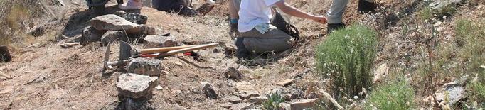 Aitona, Seròs i la Granja d'Escarp recuperen construccions de la guerra