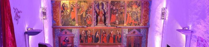 Estrena a l'església de Sorpe d'una producció pròpia del Dansàneu