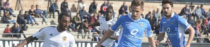 Marc Martínez torna al Lleida