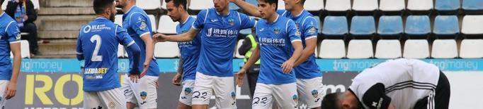 El Lleida, al Grup 3 de la Segona divisió B amb la novetat del Conquense