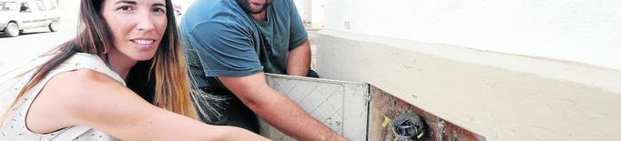 El CSIC confirma que la presència de plom a la xarxa d'aigües de Sucs supera els límits