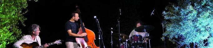 Èxit de públic al tercer 'Oleaterra' amb jazz entre oliveres