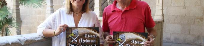 L'artesania, protagonista del Mercat Medieval de Guimerà