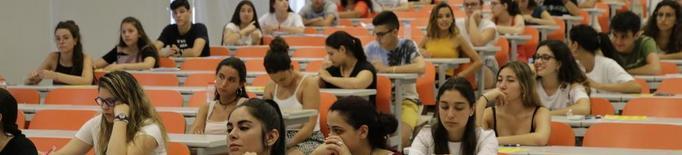El 65 per cent dels aspirants a mestre no passa les proves