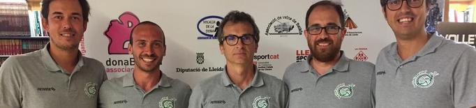 El Balàfia Vòlei amplia l'staff tècnic amb Carlos Oca