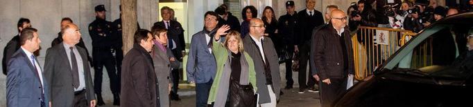 Ramona Barrufet, de la Mesa del Parlament a assessorar Damià Calvet