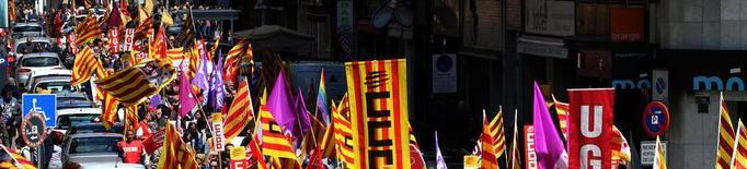 Només el 47 per cent dels ocupats de Lleida té un contracte fix i a jornada completa