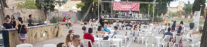 Més de 2.500 persones passen pel festival Lo Balconet de Tàrrega