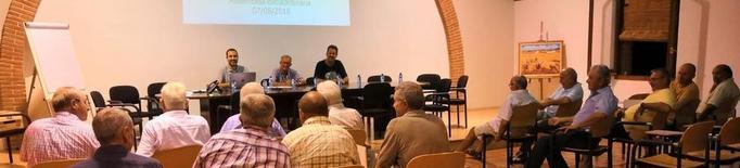 Les cooperatives d'oli i fruita seca d'Arbeca aproven la seua fusió