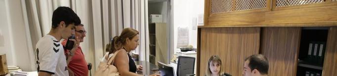 El Parador allotja uns 15.000 clients en un any i assoleix un 75% d'ocupació mitjana