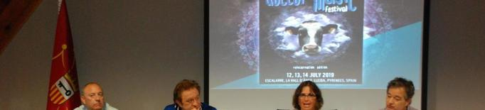 La Val d'Aran col·laborarà amb el Doctor Music Festival del 2019