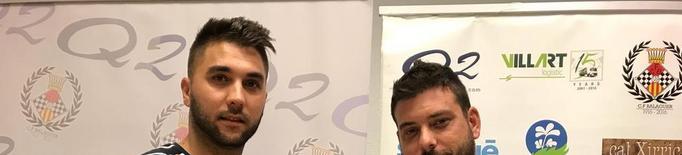 El Balaguer incorpora al seu futbol base Albert Rosinés