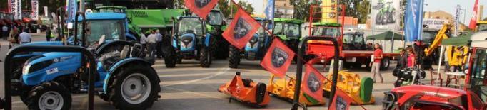 La Fira de Sant Miquel ja té ple l'espai que es destinarà als tractors