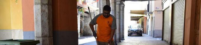 La Seu reforça el servei de neteja amb cinc persones en risc d'exclusió