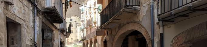Les obres del carrer Botera de Balaguer seran al setembre
