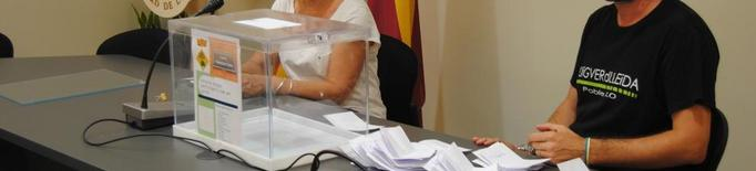 Veïns de Puigverd de Lleida i Aspa voten el nom de dos carrers