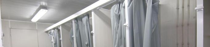 Ampliats fins al dia 31 els serveis de consigna i dutxes a temporers