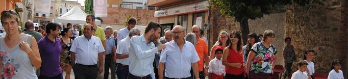 Artesa fa un gir a la fira de Sant Bartomeu per assegurar-ne el futur