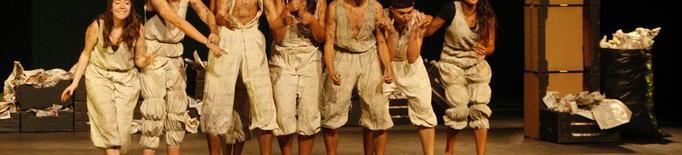 La companyia de l'Aula de Teatre busca actors de 8 a 16 anys