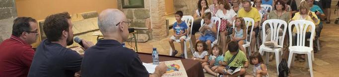 La Isagoge de Cervera dedica trenta-un actes a la cultura i les arts amb accent local