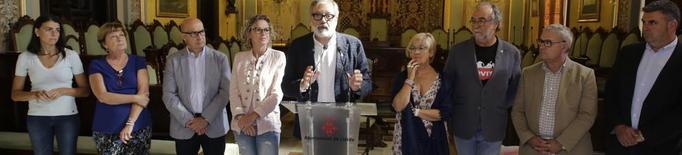 Larrosa accepta revisar noms 'franquistes' de carrers i consultarà el Memorial Democràtic