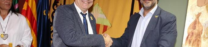 Acord de col·laboració entre els cossos de seguretat a Almacelles