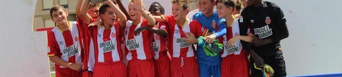 El Girona, campió a Artesa