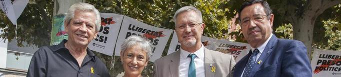 Entrega del Premi Estel als líders sobiranistes a la presó
