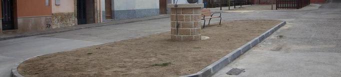 Rèplica ornamental per a la plaça del Pou de Vilagrassa