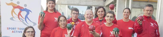 Nou esport adaptat per a l'Associació Alba