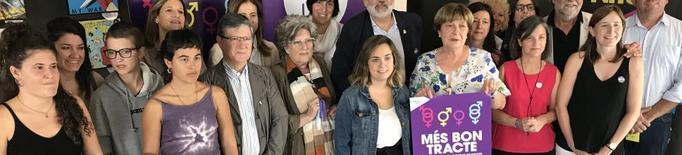 Punt a Lleida per denunciar agressions sexistes