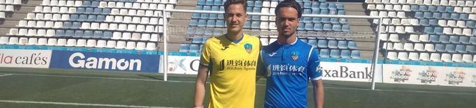Josemi i Peeters, talent amb futur per al Lleida