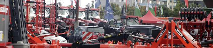 Sant Miquel obre amb bones expectatives i amb tractors