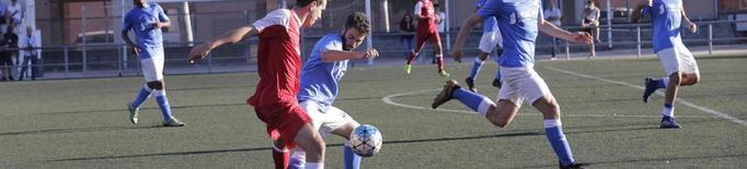 Primera victòria del Lleida B