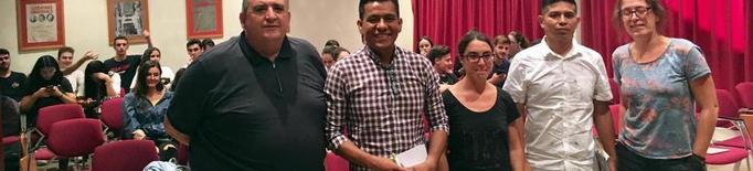Conferència a la UdL de dos periodistes mexicans exiliats