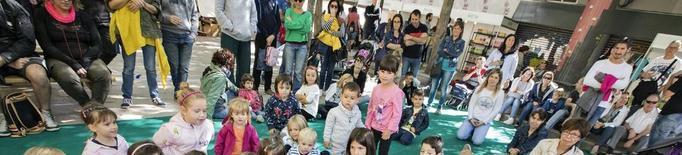 Massiva afluència de participants a la Fira del Medi Ambient de Tàrrega