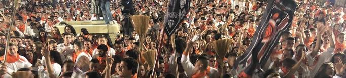Música i tradició regnen a Fraga