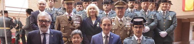 La Guàrdia Civil ha intervingut 368.000 € aquest any a la duana