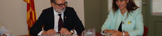'Ambaixadors' de la Seu Vella per a la candidatura a la Unesco