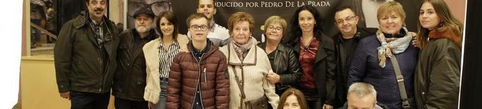 El Teatre Principal presenta el curt protagonitzat per 15 usuaris de Down Lleida