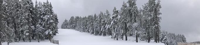 Tuixent-la Vansa i Lles de Cerdanya obren avui les estacions de nòrdic