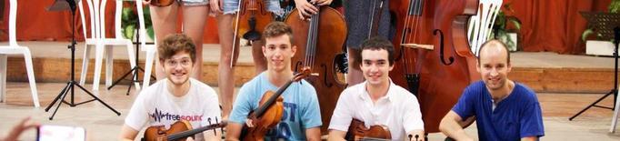 Nova orquestra a Ponent
