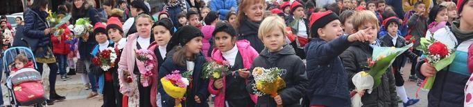 Balaguer ret homenatge al Sant Crist