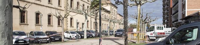 Cervera preveu fer la plaça Pius XII per a vianants