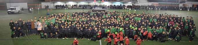 La UE Bordeta presenta els seus 32 equips i 407 jugadors